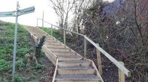 brick kiln lane steps